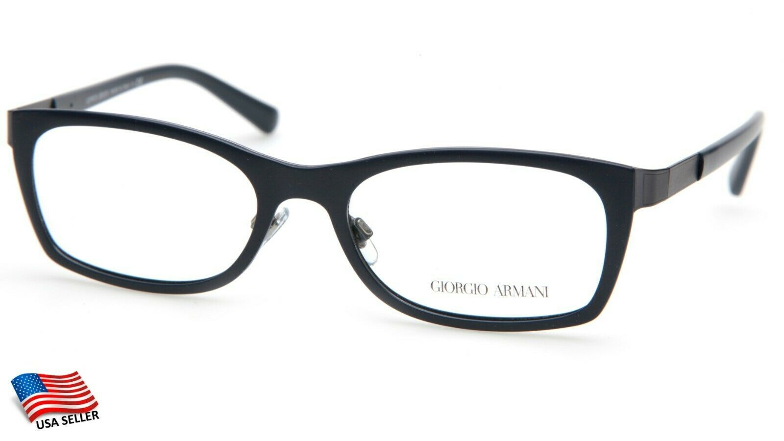 Primary image for NEW GIORGIO ARMANI AR 5013 3030 Dark Blue EYEGLASSES FRAME 52-17-135 B33mm Italy
