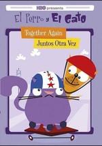 EL PERRO Y EL GATO: TOGETHER AGAIN/JUNTOS OTRA VEZ NEW DVD - $65.50