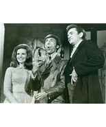 Photo ~ JOHNNY CASH and Charlie Callas ~ Black and White ~  Glossy ~ - $5.93