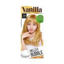 Easy Hair Coloring, mise en scene Hello Bubble Foam Color Medium Blonde [10G Van