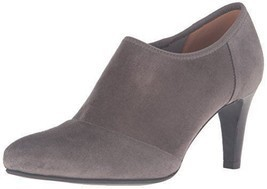 ECCO Women's Alicante bootie Dress Pump shoes -slate 40 ( 9 / 9.5) M - $76.79