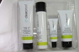 Mary Kay (New) Clear Proof Acne SYSTEM- Cl EAN Ser, Acne Gel, Moisturizer & Toner - $47.90