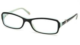 Tiffany & Co. Tf 2061 8055 Black On Blue Eyeglasses Frame 52-16-135 B29 Italy - $74.24