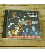 Joe Louis Walker Otis Grand Guitar Brother CD 2002 UK Blues Music - $9.74