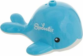 SwimWays Spouts Blue Whale Baby Kids Toddler Pool Bath Toy New w Tag image 3