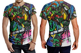 Inner ninja turtles Tee Men's - £17.39 GBP+