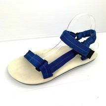 SPERRY TOP-SIDER Men's Blue Hook & Loop Adjustable Sport Sandals Size 9 M - $24.74