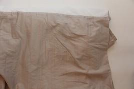 Ralph Lauren Suite Jacquard Stripe Cal King Bedskirt NEW - $53.15