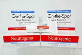 Neutrogena On-the-Spot Acne Treatment 2.5 Benzoyl Peroxide 0.75 oz (21 g) - $14.47+