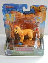 Disney Junior The Lion Guard, Kion's Toppling Rock Wall and Kion Figure - $16.00
