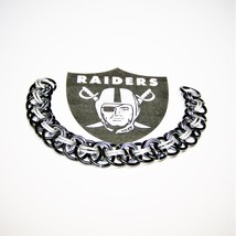 Raiders Football Bracelet - $30.00