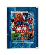 Marvel Heroes Preziosi Coll. Sealed Pack Stickers - $1.00