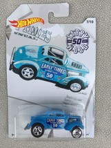 HOT WHEELS WALMART EXCLUSIVE LARRY WOOD 50 SERIES EARLY TIMES PASS'N GAS... - $6.79