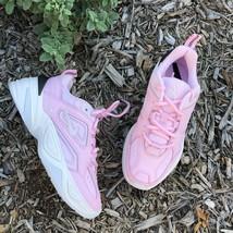 NIKE W M2K TEKNO WOMEN'S PINK RUNNING SHOE AO3108-600 - $84.14