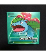 Game Boy Advance SP Venusaur Edition Pokemon Center GBASP Nintendo - Unused - $1,187.02