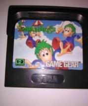 Lemmings (Sega Game Gear, 1992)Handheld Video Game Rodent Voles Copy Cat - $28.15
