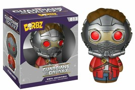 Funko Dorbz: Guardians Of The Galaxy Star-Lord Action Figure - $7.91