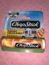 ChapStick Limited Edition! Orange Cream burst Hard To Find! Gr8 4 Collec... - $14.36