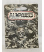 Allparts MK 3335010 Skull Knob Antique Chrome For 6mm Shaft Pots - $14.99