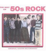The Best OF 50'S Rock (Various Artists) CD - $2.25