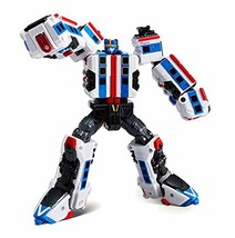 Tobot V Power Train Vehicle Toy Robot Transforming Transformation Action Figure