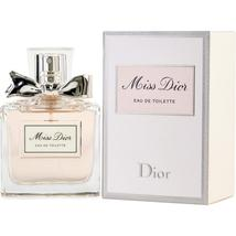 Miss Dior (Cherie) By Christian Dior Edt Spray 1.7 Oz For Women 100% Authentic - $78.96+