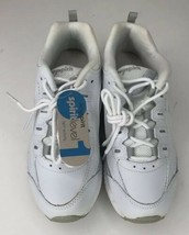 NEW Easy Spirit Women's Esromy White Comfort Walking Sneaker Shoe Size 6 - £19.55 GBP