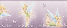 Disney Tinker Bell Wallpaper Border Imperial 83182030 Tink From Peter Pan - $19.99