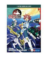 SPIDER RIDERS - THE ORACLE KEYS  - NEW DVD - $12.86
