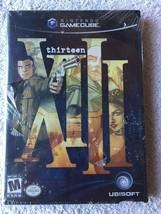 Thirteen XIII (Nintendo GameCube, 2003) New Sealed Ubisoft - $49.49
