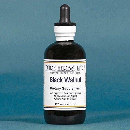 Black Walnut Hulls - 4 OZ (Natural Herbal Extracts) - $43.75