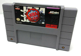 SNES NBA JAM BASKETBALL - Tested - CIean - 100% Working - Game ONLY Auth... - $6.99