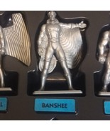 The Uncanny X-Men Alert - Adventure Board Game -1992 Banshee Figure - $4.95