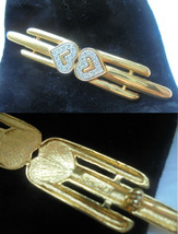 Monet Jewels Original Brooch Pin With Swarovky Crystals - $33.00