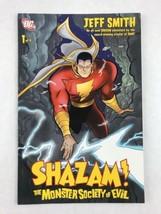Shazam! The Monster Society of Evil #1 of 4 2007 Graphic Novel Comic DC ... - $8.59