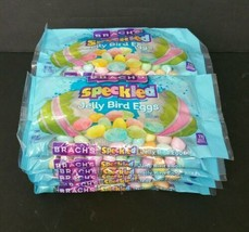 12 BAGS Brach's Speckled Bird Eggs Easter Jelly Beans Candy 7Oz Ea - $25.86