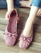 Aubergine Lace Wedding Shoes,Purple See Through Bridal Shoes,Lace flats ... - $38.00