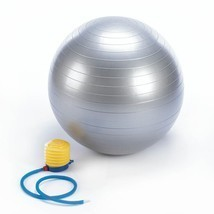 Exercise Stability Ball, Resilient Pilates Body Therapy Fitness Workout ... - $26.83