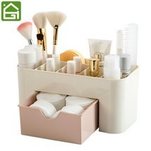 Cosmetic Jewelry Organizer Office Storage Drawer Makeup Case Brush Box H... - ₨898.43 INR