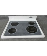 WB62X5467 GE RANGE OVEN MAIN TOP GLASS COOKTOP WHITE - $150.00