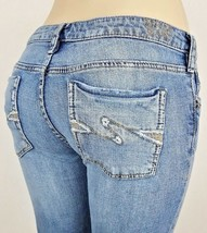 Silver Jeans Brianna Boot Cut Mid Rise Size 27 x 28 - $14.25