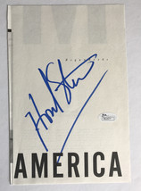 HOWARD STERN SIGNED 6X9 CUT AUTOGRAPH JSA COA RADIO SHOW PRIVATE PARTS - $189.00
