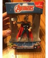 Hallmark Marvel Avengers Christmas Tree Ornament Ships N 24h - $14.68