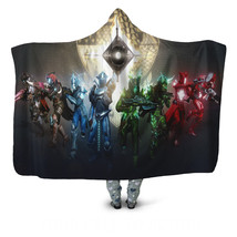 Destiny: Rise of Iron Hooded Hoodie Wearable Blankets - £27.61 GBP+