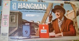"ORIGINAL VINTAGE 1976 ""HANGMAN"" CLASSIC ANTIQUE BOARD GAME-COLLECTIBLE TOY - $29.69"