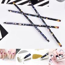 2PCS Nail Art Rhinestone Bead Gem Picker Wax Pencil Point Pen Dotting To... - $6.00