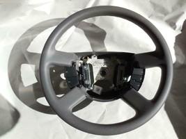 New Oem Ford 05-07 Taurus Steering Wheel Gray 5F1Z3600BAF Ships Today - $123.61