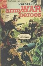 Army War Heroes #23 1968 Comic Book STOCK PHOTO USED Good Grade Charlton Vintage - $6.33