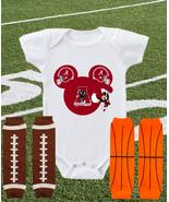 Alabama Crimson Tide Onesie Bodysuit Shirt Minnie Mouse Cheerleader - $15.00+
