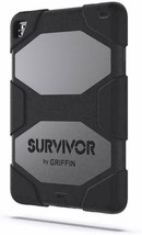 Griffin Survivor Case for iPad Air 2 and iPad Pro 9.7 - Black image 2